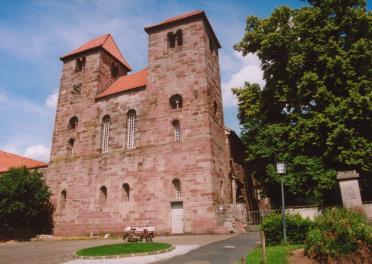Reinhausen Kirche